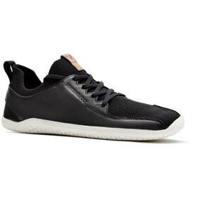 Vivobarefoot PrImus KnIt Leather Shoes Men black